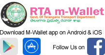 Telangana Transport M-Wallet App